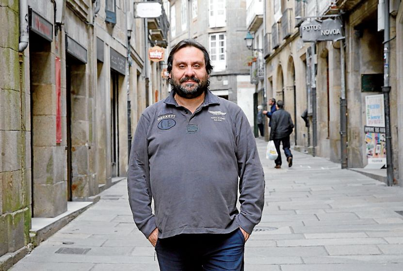 Manu Mariño - FOTO: Fernando Blanco