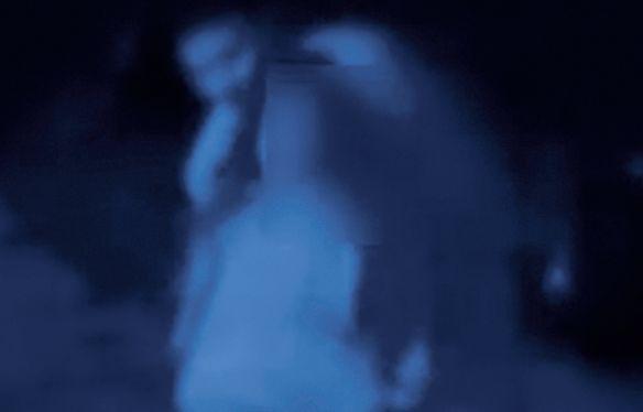 Imagen de un intento de violación en un reportaje sobre depredadores sexuales - FOTO: TV