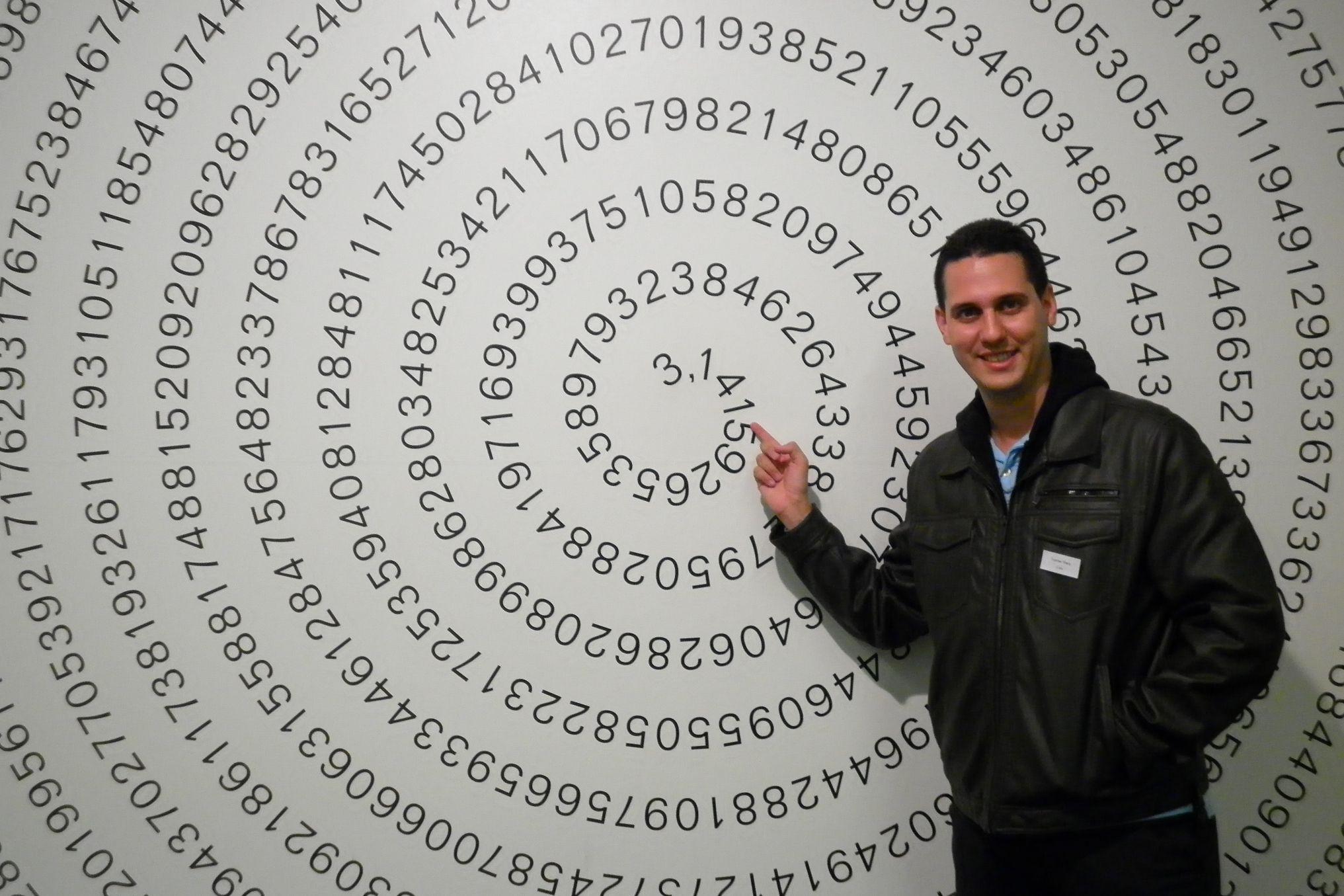 El profesor de Matemáticas del Miami Dade College Yusnier Viera en una foto de archivo - FOTO: Wikipedia