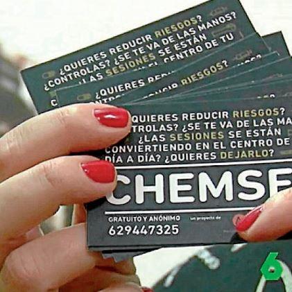 El chemsex es un problema de salud pública. - FOTO: L.S.