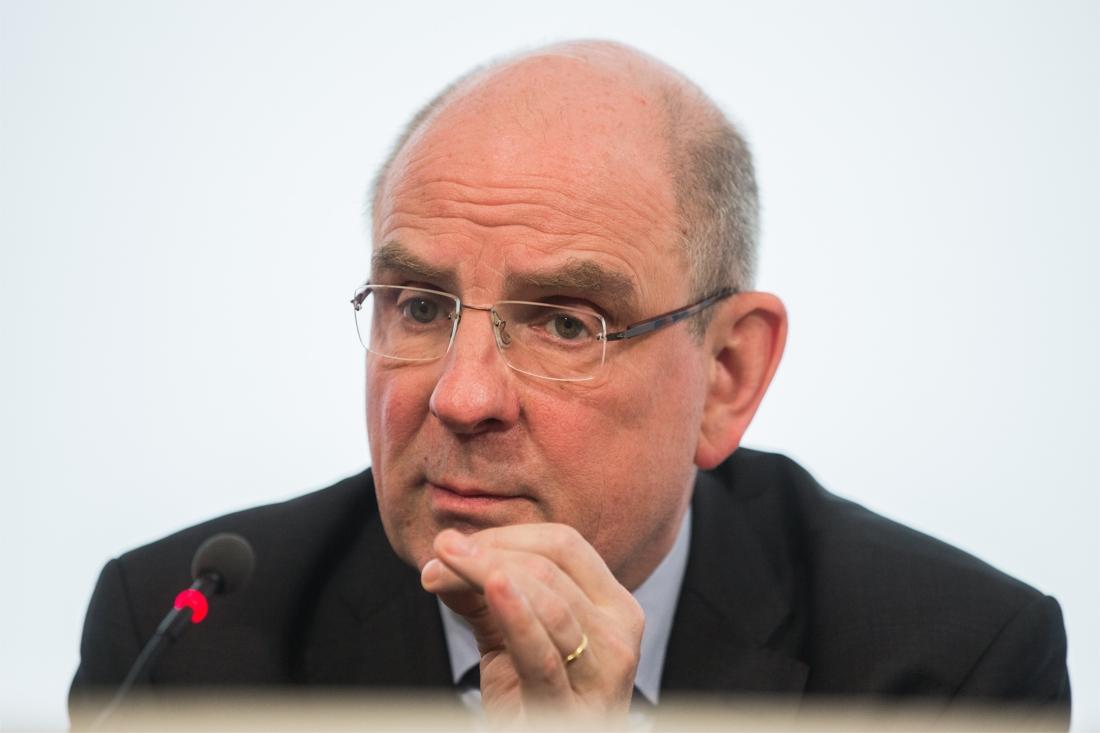 El ministro belga Koen Geens en una foto de archivo