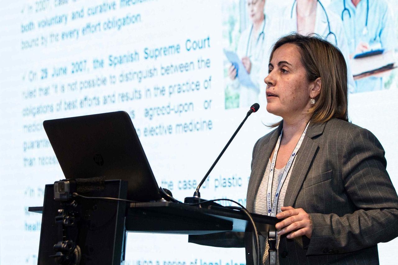 Cristina Sánchez; abogada del departamento de Responsabilidad Civil de A.M.A.  - FOTO: A.M.A.