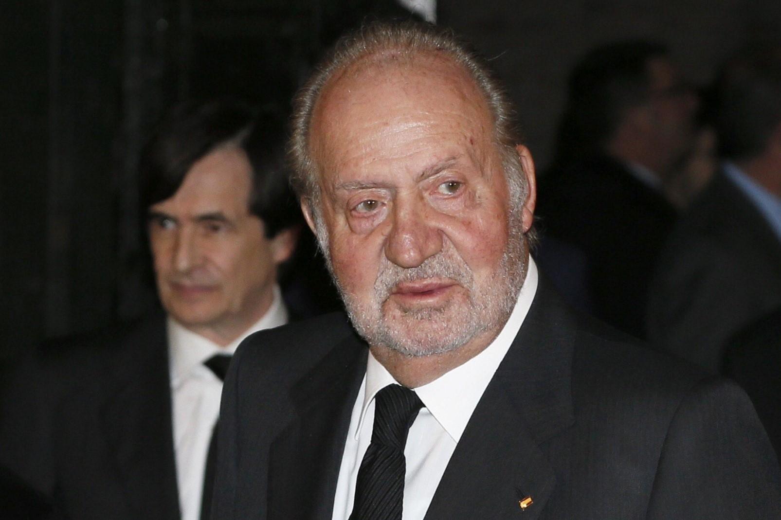 Juan Carlos I  - FOTO: EFE