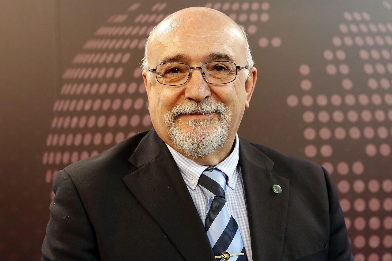Pedro Pablo Gutiérrez, asesor internacional de la ULQ - FOTO: Antonio Hernández