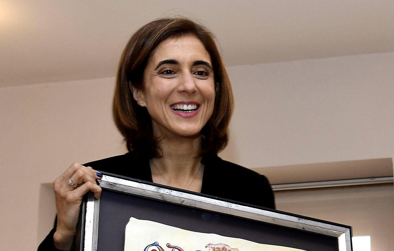 Pilar López Álvarez, en una foto de archivo - FOTO: Efe