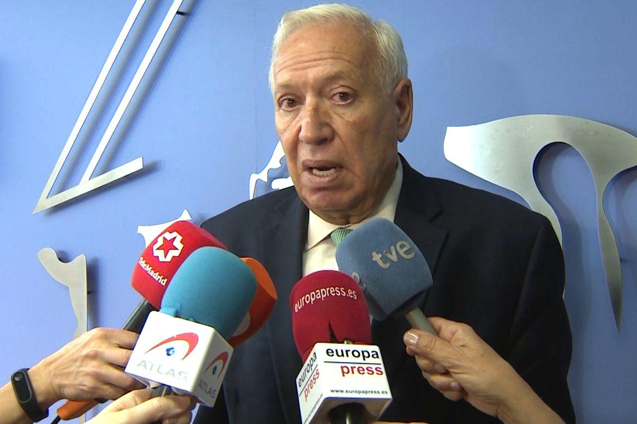 El exministro de Asuntos Exteriores, José Manuel García-Margallo - FOTO: E.P.