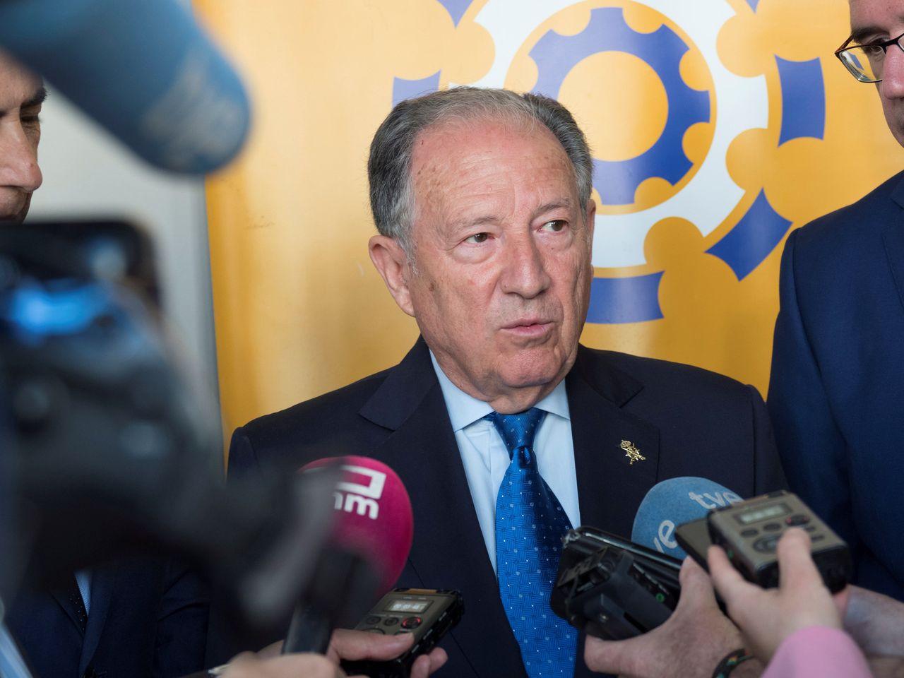 Félix Sanz Roldán, director del CNI, en una foto de archivo - FOTO: Efe