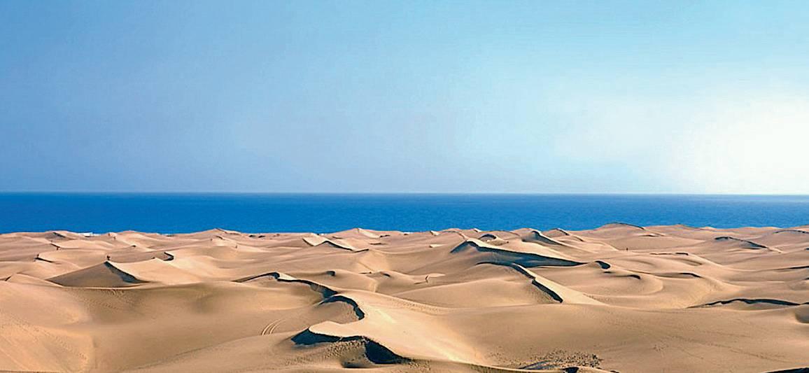 La costa de Gran Canaria es uno de los lugares preferidos por los visitantes que escogen la isla como destino vacacional - FOTO: WWW.GRANCANARIA.COM