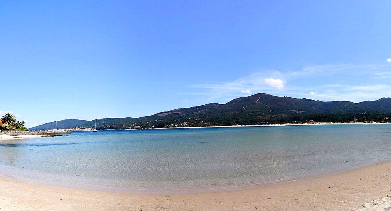 Playas cerca de Compostela