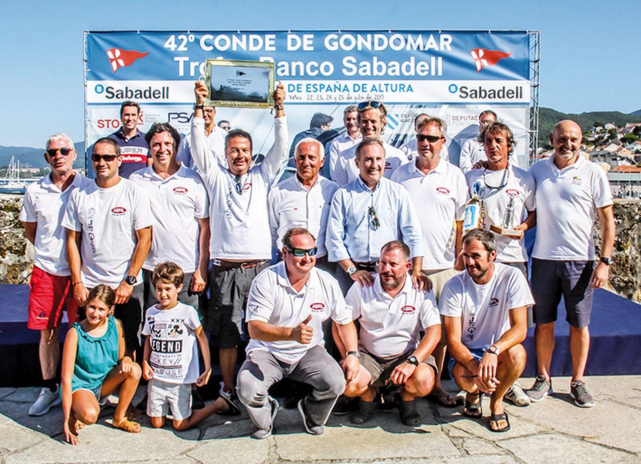 Trofeo Conde de Gondomar de vela