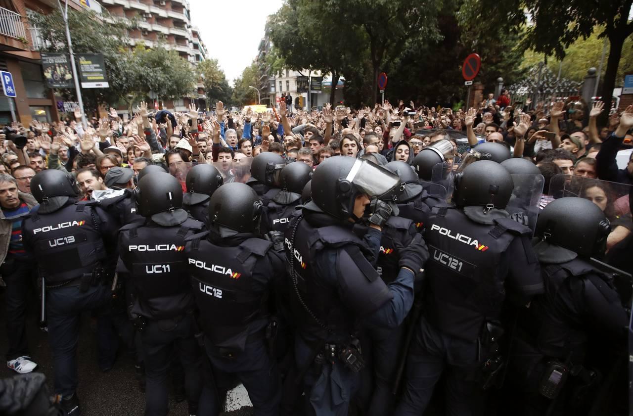 Referéndum soberanista en Cataluña 1-O