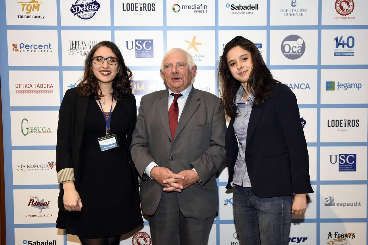 XXVIII Premios Gallegos del Año: Los asistentes (3)