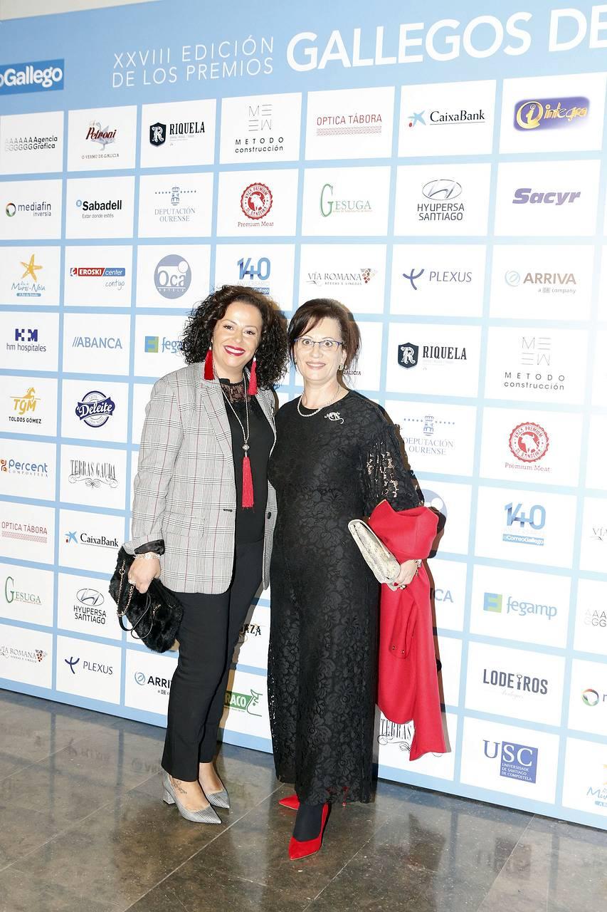 XXVIII Premios Gallegos del Año: Los asistentes (4)