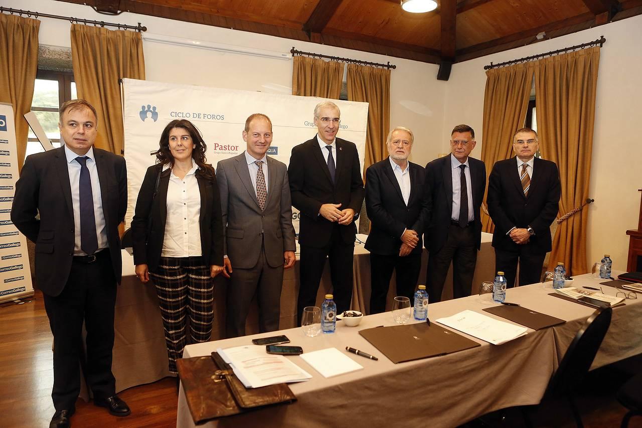 Foro GCG: A Lei de Implantación Empresarial de Galicia
