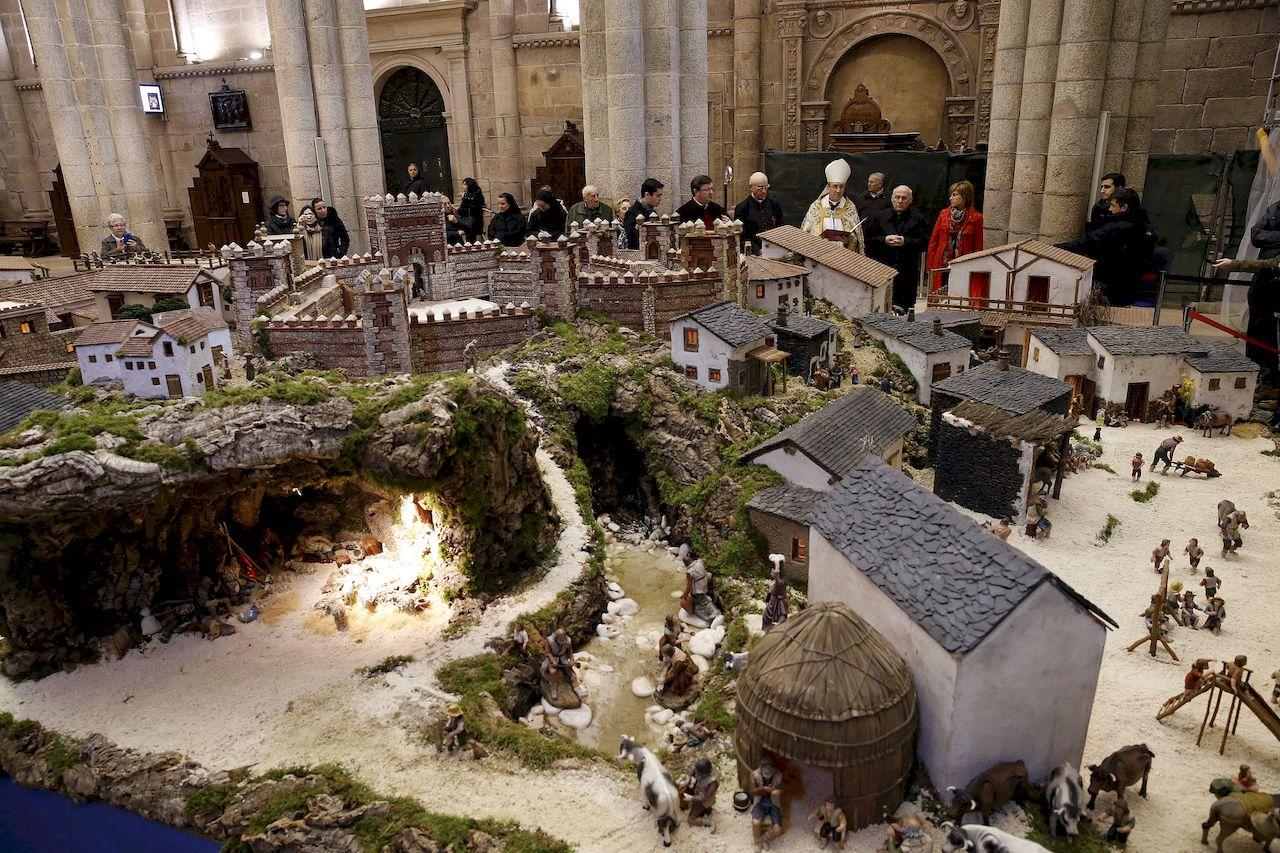 Belenes para visitar en Galicia