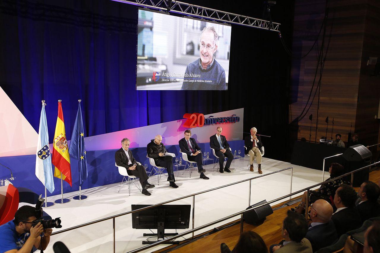 La Fundación Pública Galega de Medicina Xenómica cumple 20 años