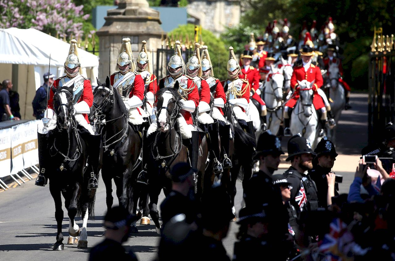 Boda real del príncipe Enrique y Meghan Markle en Windsor