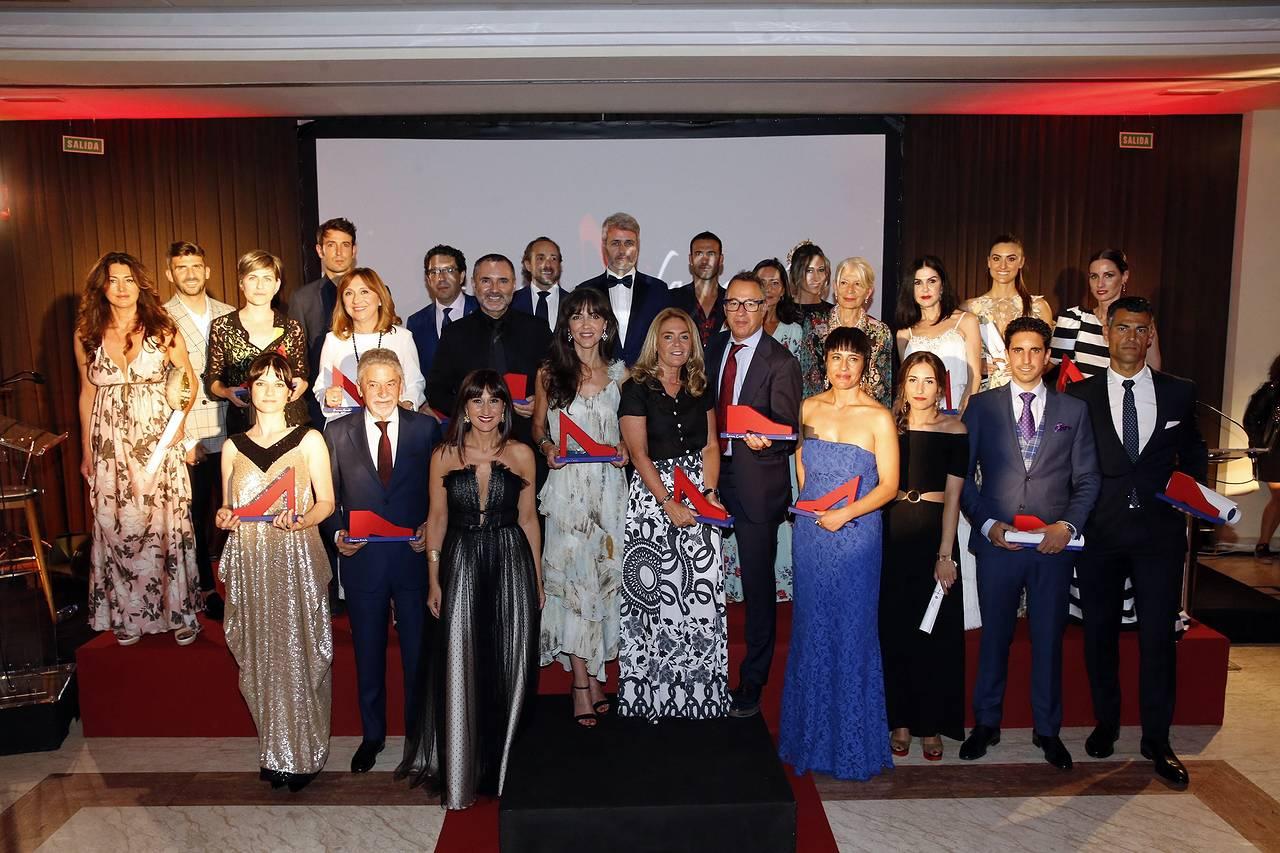 Entrega de Premios Elegantes 2018