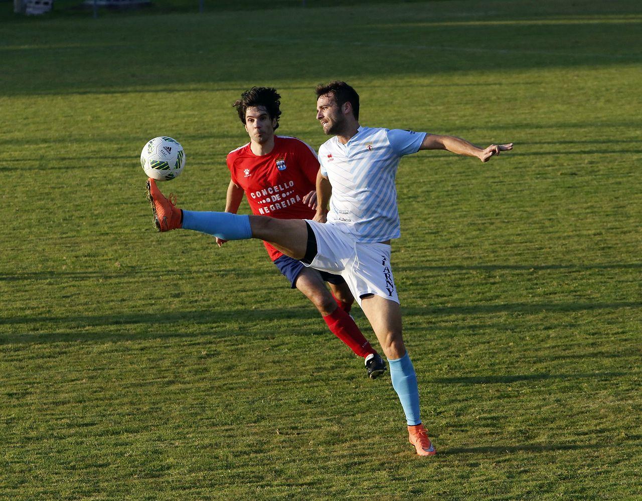 Negreira 1 - 1 SD Compostela